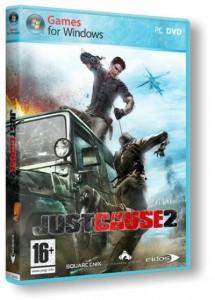 Just cause 2 Immortal 3 deutsch / Wii / Xbox / Ps3 / Pc