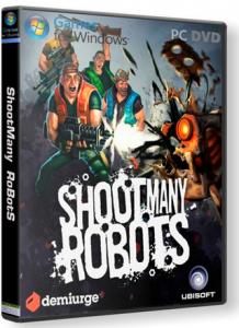 Shoot Many Robots Deutsch