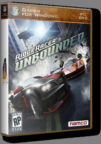 Ridge Racer Unbounded cheat